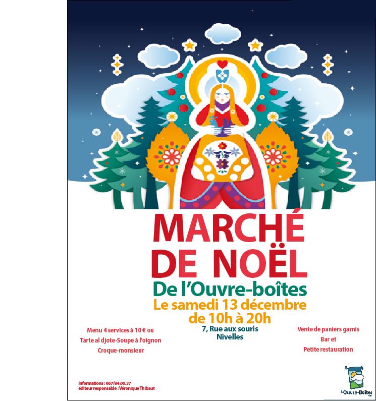 Ouvre-Boites-Marché de Noel Ob 2014