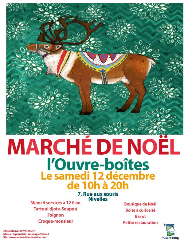 Ouvre-boites-Marche-de-Noel