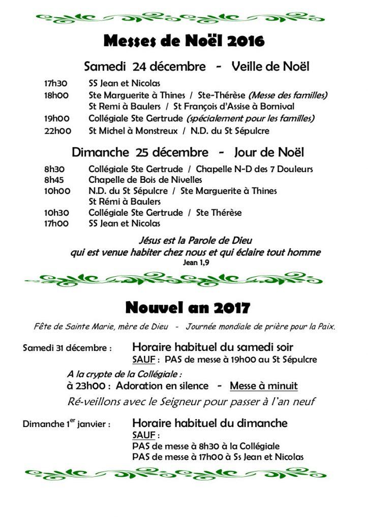 horaire-messes-de-noel-2016-nouvel-an-2017