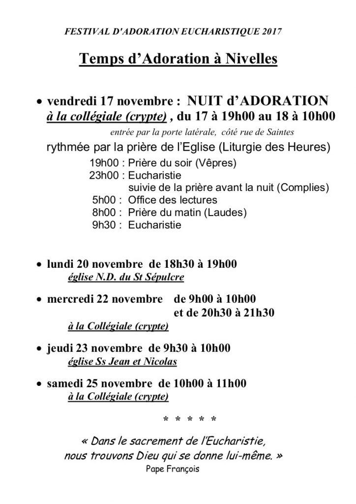 171117-Festival_Adoration-Flyer-2017_verso_Horaire-Nivelles
